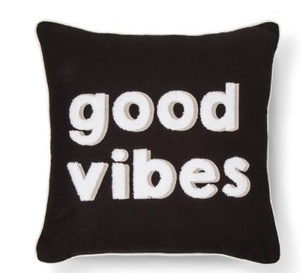 Good Vibes all around